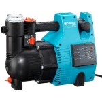 Gardena 1483-20 Hauswasserautomat 40005 i electronic plus Test